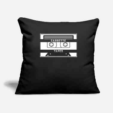"Tape tape - Throw Pillow Cover 18"" x 18"""