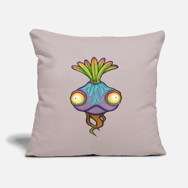 "Form Pachypodium child 1 - Throw Pillow Cover 18"" x 18"""