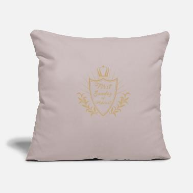 "Advent First Sunday of Advent - Throw Pillow Cover 18"" x 18"""