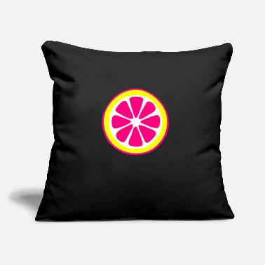"Lemon Lemon - Throw Pillow Cover 18"" x 18"""