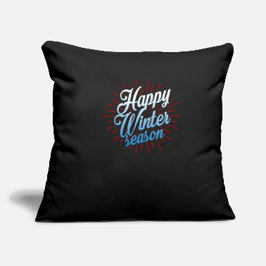 Snowflake snowflake - Throw Pillow Cover