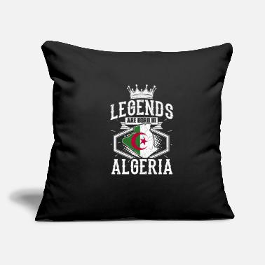 "Vacation Country Algeria Legends Country Vacation Gift - Throw Pillow Cover 18"" x 18"""