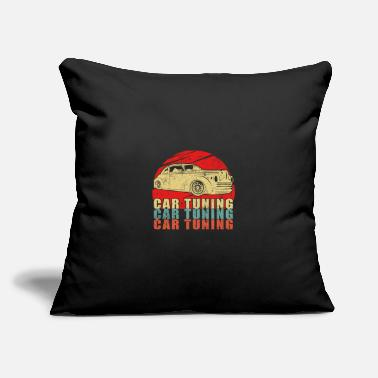 Tuning Tuning - Throw Pillow Cover