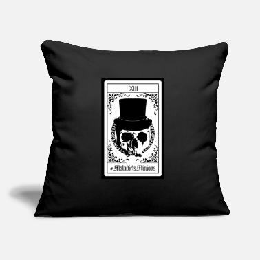 "Maladicts Minions Front Final - Throw Pillow Cover 18"" x 18"""