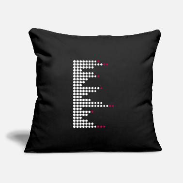 "Equalizer Equalizer - Throw Pillow Cover 18"" x 18"""