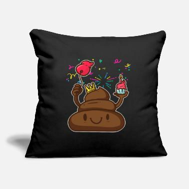 "Birthday Party Birthday Party Gift Funny Holiday Idea - Throw Pillow Cover 18"" x 18"""