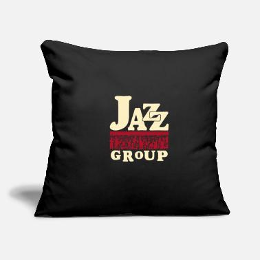 Jazz Jazz - Throw Pillow Cover