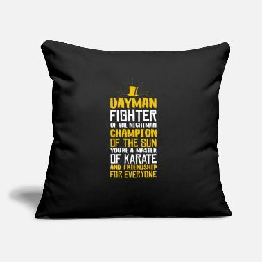 "Always sunny - Throw Pillow Cover 18"" x 18"""