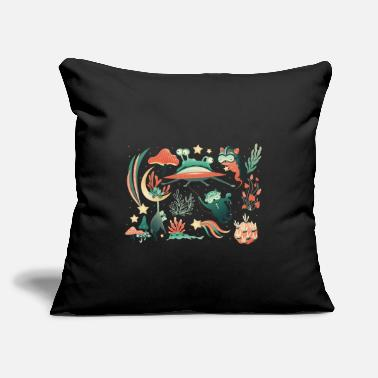 "Sea Sea - Throw Pillow Cover 18"" x 18"""