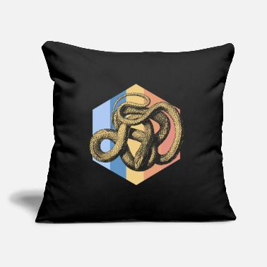 Snake Snake - Throw Pillow Cover