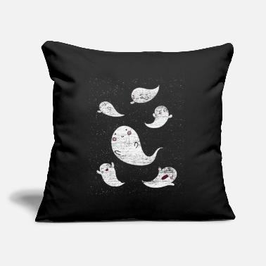 "Spirit Spirit Spirits - Throw Pillow Cover 18"" x 18"""