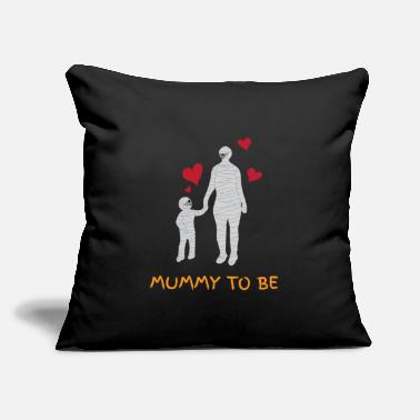 Mummy Mummy To Be - Throw Pillow Cover