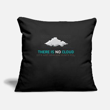 Cloud There Is No Cloud - Throw Pillow Cover