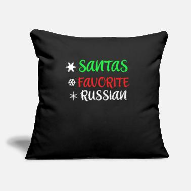 "Russian Russian - Throw Pillow Cover 18"" x 18"""