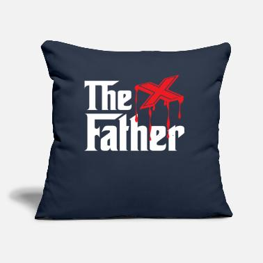 "Father Father - The Father - Throw Pillow Cover 18"" x 18"""