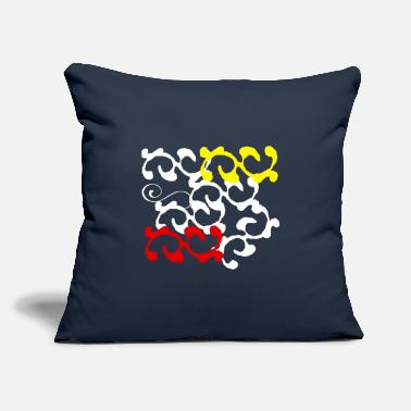 Form forms art - Throw Pillow Cover