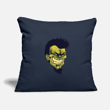 Mad Guy - Throw Pillow Cover