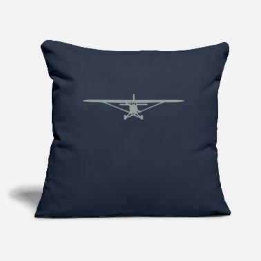 "Cessna cessna - Throw Pillow Cover 18"" x 18"""