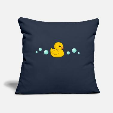 "Rubber Duckie Rubber Ducky - Throw Pillow Cover 18"" x 18"""