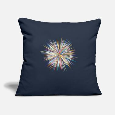 "Explosion explosion - Throw Pillow Cover 18"" x 18"""