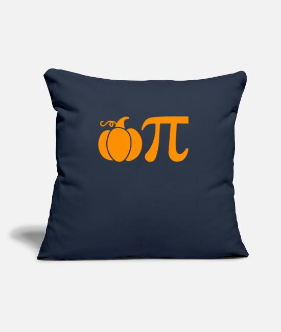 "Superhero Pillow Cases - halloween pi - Throw Pillow Cover 18"" x 18"" navy"