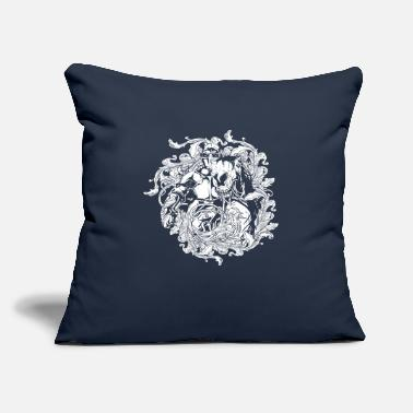 "Hero hero hero - Throw Pillow Cover 18"" x 18"""