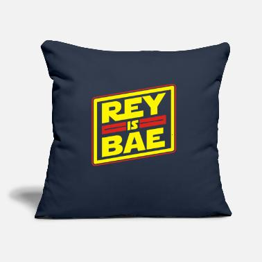 "Rey Rey is bae - Throw Pillow Cover 18"" x 18"""