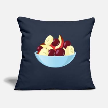 "Fruit fruit - Throw Pillow Cover 18"" x 18"""
