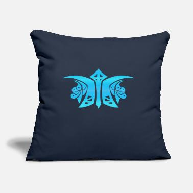"Tribal Tribal - Throw Pillow Cover 18"" x 18"""