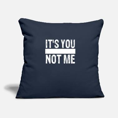 "Breakup Break up Girlfriend Funny design - Throw Pillow Cover 18"" x 18"""