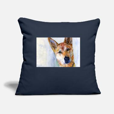 "Luke Luke - Throw Pillow Cover 18"" x 18"""