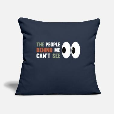 "Concert Funny Concert - Throw Pillow Cover 18"" x 18"""