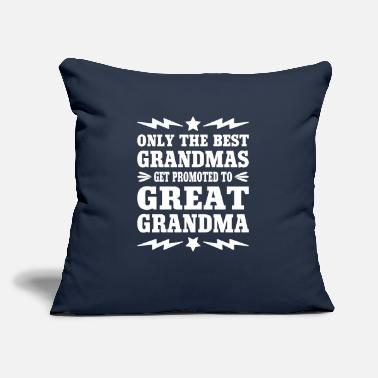 "Great Grandma - Throw Pillow Cover 18"" x 18"""