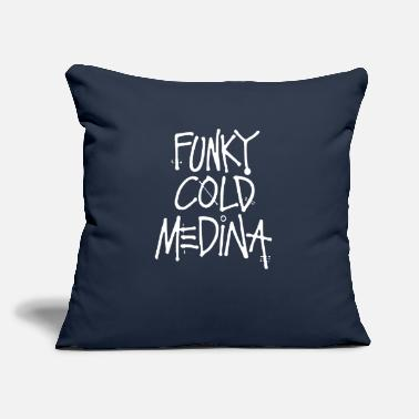 "Funky funky - Throw Pillow Cover 18"" x 18"""