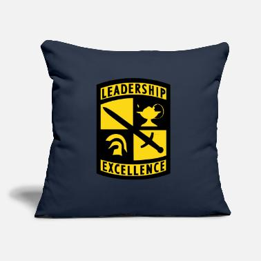 "Army Reserve US Army ROTC Reserve Officer Training Corps - Throw Pillow Cover 18"" x 18"""