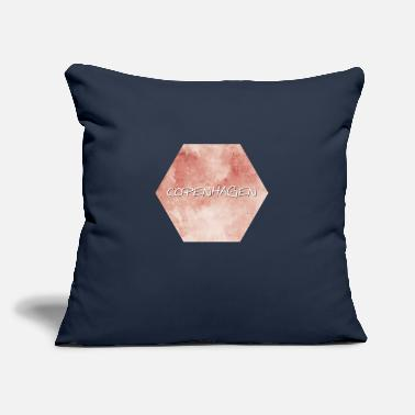 "Copenhagen Copenhagen - Throw Pillow Cover 18"" x 18"""