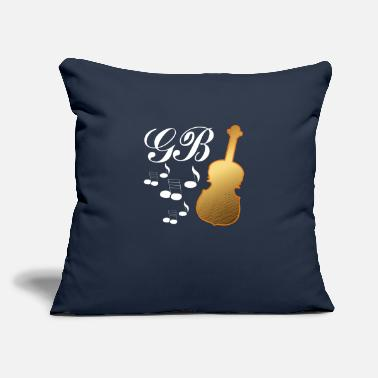 "Pbr GB.. country music - Throw Pillow Cover 18"" x 18"""