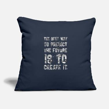 "Best Way THE BEST WAY - Throw Pillow Cover 18"" x 18"""