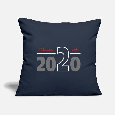 "2020 Back To School - Throw Pillow Cover 18"" x 18"""