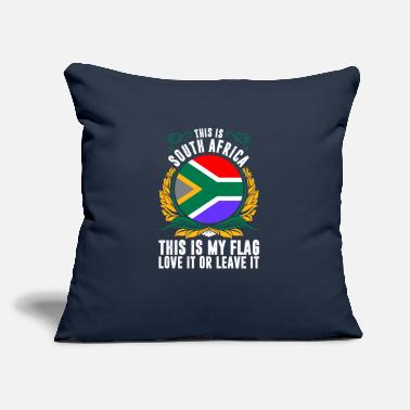 "South Africa This Is South Africa - Throw Pillow Cover 18"" x 18"""