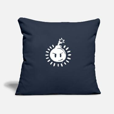 "Sex Bomb Sex Bomb - Throw Pillow Cover 18"" x 18"""