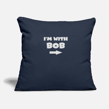 "Hilarious HILARIOUS - Throw Pillow Cover 18"" x 18"""