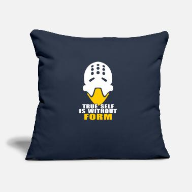 "Form zenyatta true form is without form - Throw Pillow Cover 18"" x 18"""