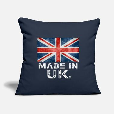 Uk Made In UK - Throw Pillow Cover