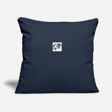 "Dns DNS Accesories - Throw Pillow Cover 18"" x 18"""