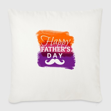 Happy Father's Day - Throw Pillow Cover