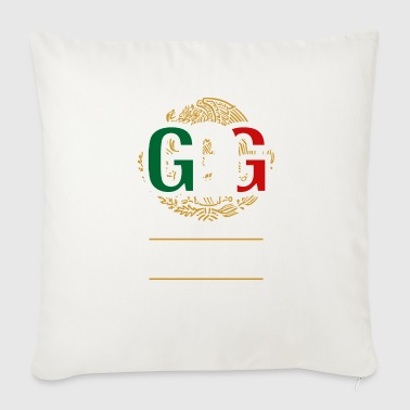 Triple G mexican style - Throw Pillow Cover