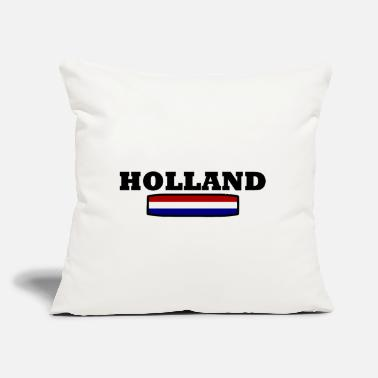 "Holland HOLLAND - Throw Pillow Cover 18"" x 18"""