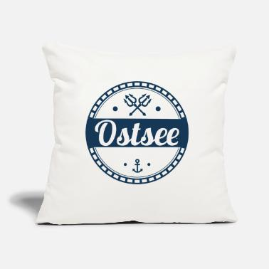 "Baltic Sea Baltic Sea,sea,baltic,island,holiday,summer,beach - Throw Pillow Cover 18"" x 18"""