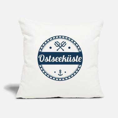 "Baltic Sea Baltic Sea coast,coast,sea,baltic,germany - Throw Pillow Cover 18"" x 18"""